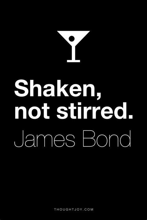 Best Bond Quotes