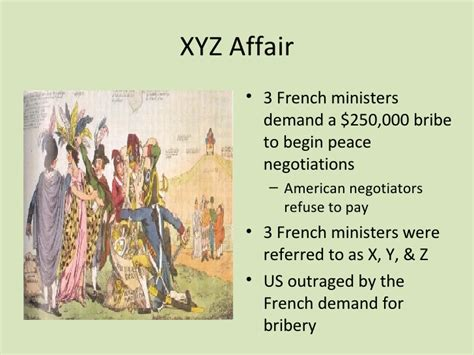 Xyz Affair 4 4 the presidency of