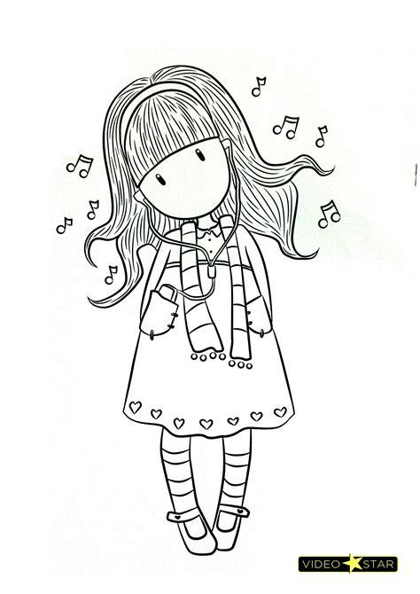 imagenes para pintar muñecas dibujos de gorjuss para colorear mu 241 ecas gorjuss para