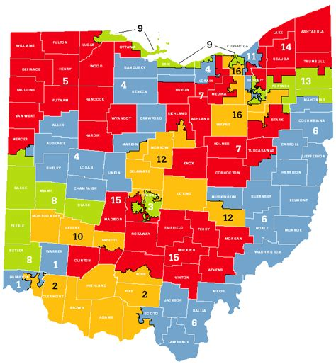 Congressional District Lookup By Address Success Stories By Ohio Congressional District