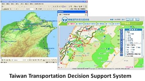 use of gis in developing transportation decision support