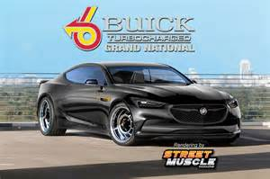 Buick Grand National Performance Packages Cars You Should Buick Grand National And Gnx