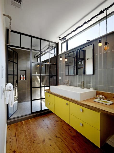 industrial bathroom ideas awe inspiring fogless shower mirror decorating ideas