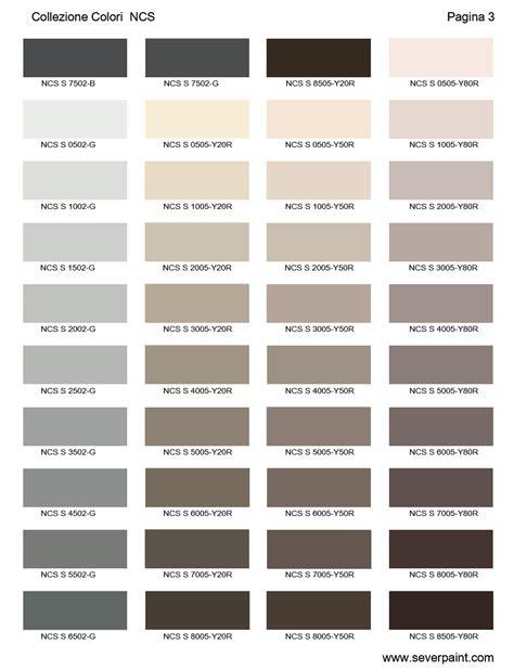 colori sikkens interni cartella colori ncs 1950 severpaint colori e vernici