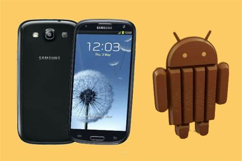 Samsung S3 Kitkat how to update samsung galaxy s3 to android 4 4 2 kitkat using cm11