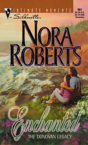 Charmed The Donovan Legacy the donovan legacy book series by nora