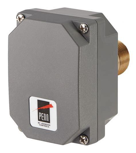 Flow Switch Johnson johnson controls flow switch 35lz21 f261mah v01c grainger