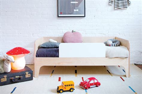 modern toddler beds