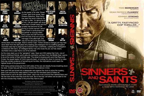 Sinners Saints 2010 Covers Box Sk Sinners And Saints 2010 High Quality Dvd Blueray Movie