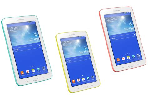 Samsung Galaxy Tab 3 Color samsung galay tab 3 lite will be available soon in new colors tablet news
