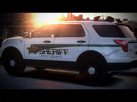 gta 4 lcpdfr liberty county sheriff's office (vehicle