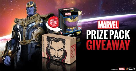 Marvel Giveaway - funko and sideshow marvel prize pack giveaway sideshow collectibles