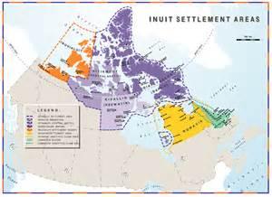inuit canada map cartes du nunavik makivik corporation