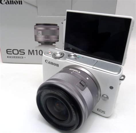 Jual Canon Eos M10 jual canon eos m10 bekas jual beli laptop bekas kamera