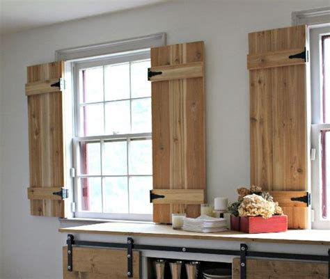 kitchen window shutters interior 3 kitchen window treatment types and 23 ideas shelterness