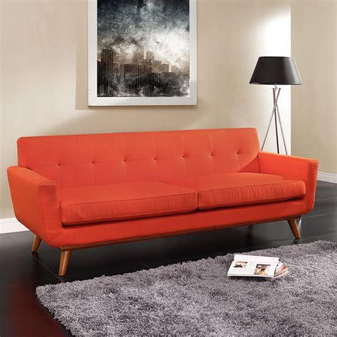 contemporary red sofa red contemporary sofa contemporary micro fiber sectional