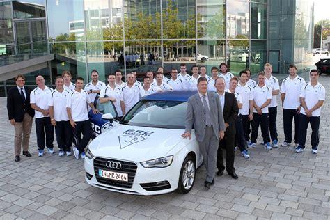 Audi Ingolstadt Mitarbeiter by Panther Blicken Hinter Die Kulissen Audi Profis