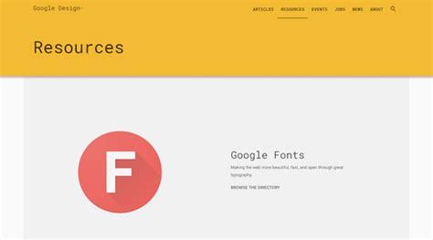 google design resources 13 sources of material design inspiration elegant themes