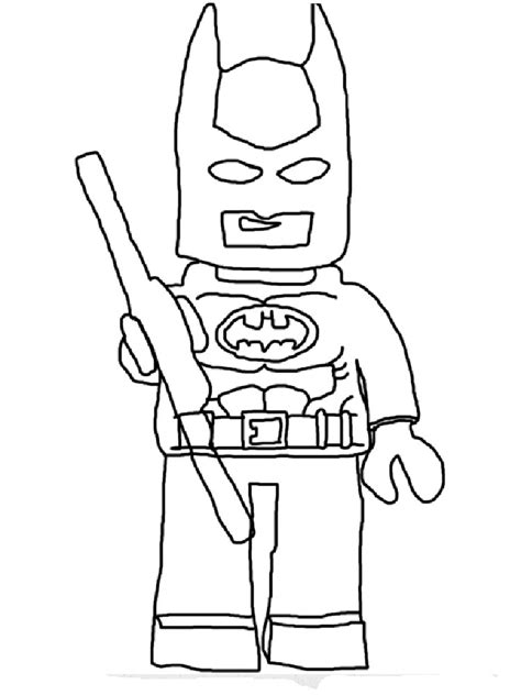 Lego Batman Coloring Pages For by Lego Batman Coloring Pages Free Printable Lego Batman