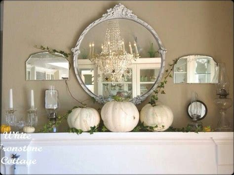 shabby chic autumn decor home pinterest shabby and