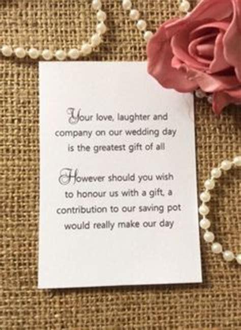 Wedding Registry Money by Wedding Invitation Wording Sles