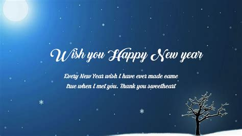 wishing u happy new year 40 most happy new year wish images and pictures