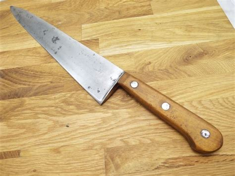 used kitchen knives 203 best images about carbon steel chef knives vintage