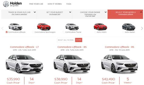 holden launches  car dealership gm authority