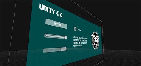 Kaos Engine Dev Unity 4 unity 4 6 uiコンポーネントプロパティ一覧 developers io