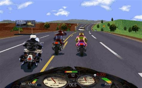 Motorrad Spiele Ps1 by Classic Road Rash Could Be Seeing A Revival In The Future