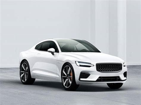 polestar  swedens volvo  chinas geely unveil  electric sports car  independent
