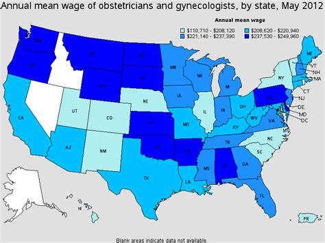 obstetrician salary healthcare salary world