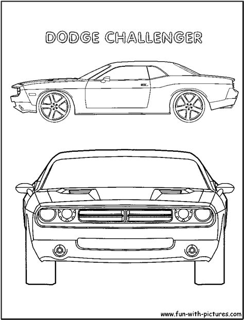 dodge car coloring page free coloring pages of dodge charger rt