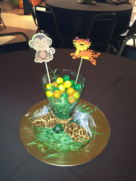 56 Best Lion King 1st B Day Images On Pinterest King Baby Shower Centerpieces