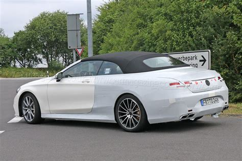 Mercedes Coupe Convertible by Mercedes S63 Amg Convertible Lidless Limo Gets A Go