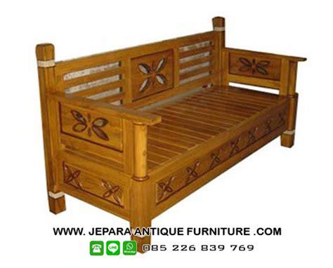 Bangku Minimalis Jati Bale Bale Jati Bangku Jati bangku jati bale bale minimalis furniture jepara