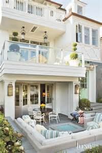 beach house styles 1000 ideas about beach front homes on pinterest