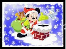 Musique Film - Noel Sous La Neige - Mickey ( Walt Disney ... Free Clipart Disney Characters