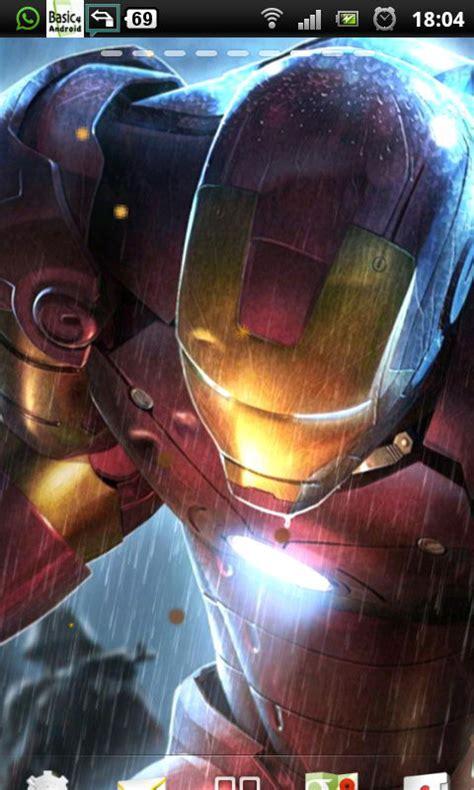 iron 3 live wallpaper apk free iron 3 live wallpaper 2 apk for android getjar