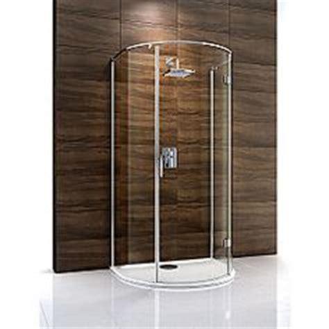 Large D Shaped Shower Enclosure by Pacific D Shape Shower Enclosure Tray 1030mm X 900mm En Ingsatbo D Trays