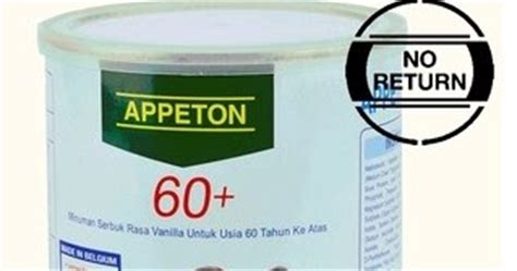 Appeton Weight Terbaru harga appeton weight gain terbaru 2016 seputar harga