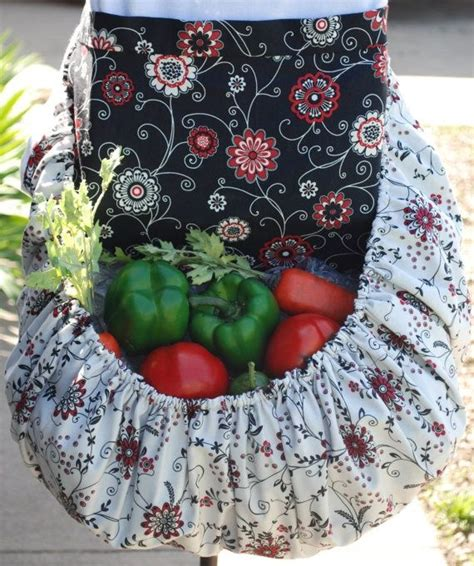 pattern harvest apron garden harvest apron i will be making one of these for