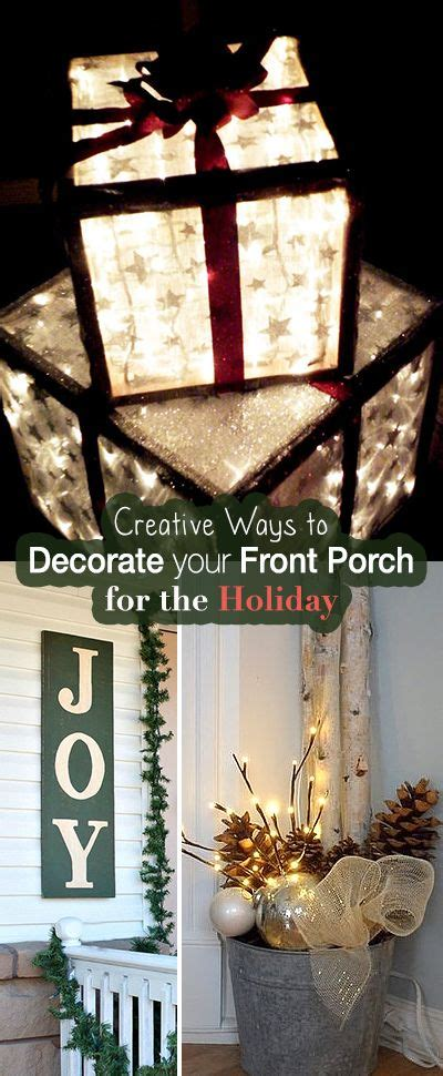 creative ways to decorate your home creative ways to decorate your front porch for the