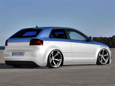 Audi Tuning by Audi A3 Sportback Tuning Photoshop Tuning Tuning
