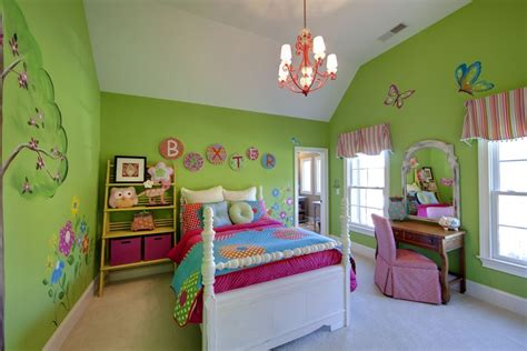 kids green bedroom lime green bedding kids traditional with carpeting