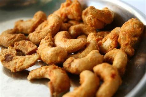 tips resep cara membuat kacang mede pedas manis goreng mete mudah
