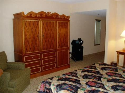 Planet Closet by Armoire With Tv Safe And Closet For Hanging Clothes Picture Of Planet Resort
