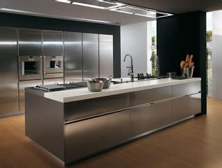 Drat Stainless Ernesto 3 4 italian stainless steel kitchen cabinets elektra ernestomeda