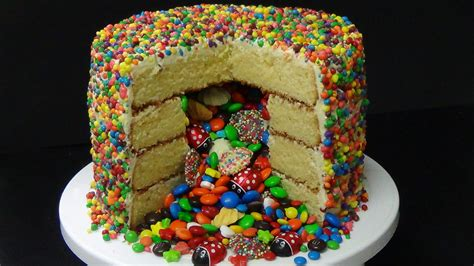 how to make a pinata cake how to make pinata cake from scratch