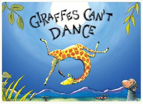 once upon a time giraffes cant dance at the theatre royal
